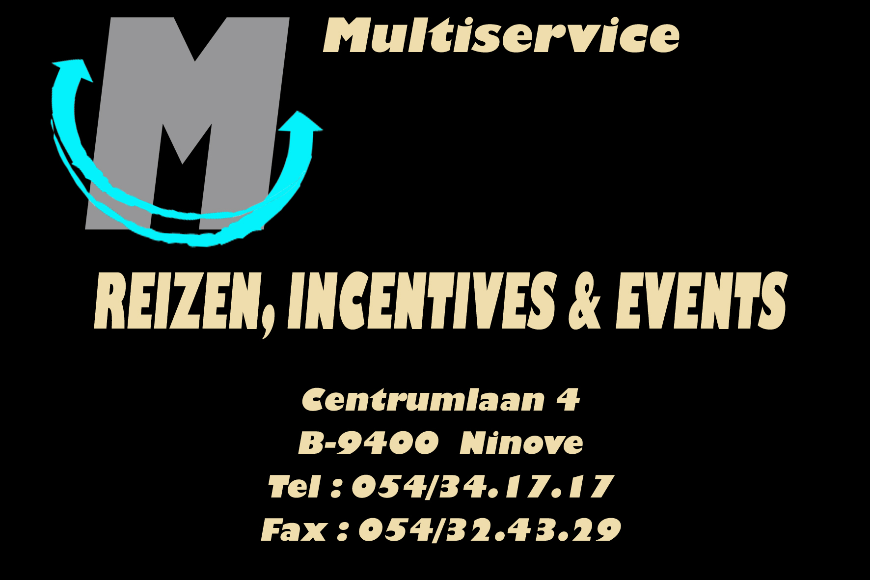 Multiserviceburo NV